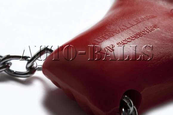 Auto-Balls Pro Red, Designed by USA made in USA